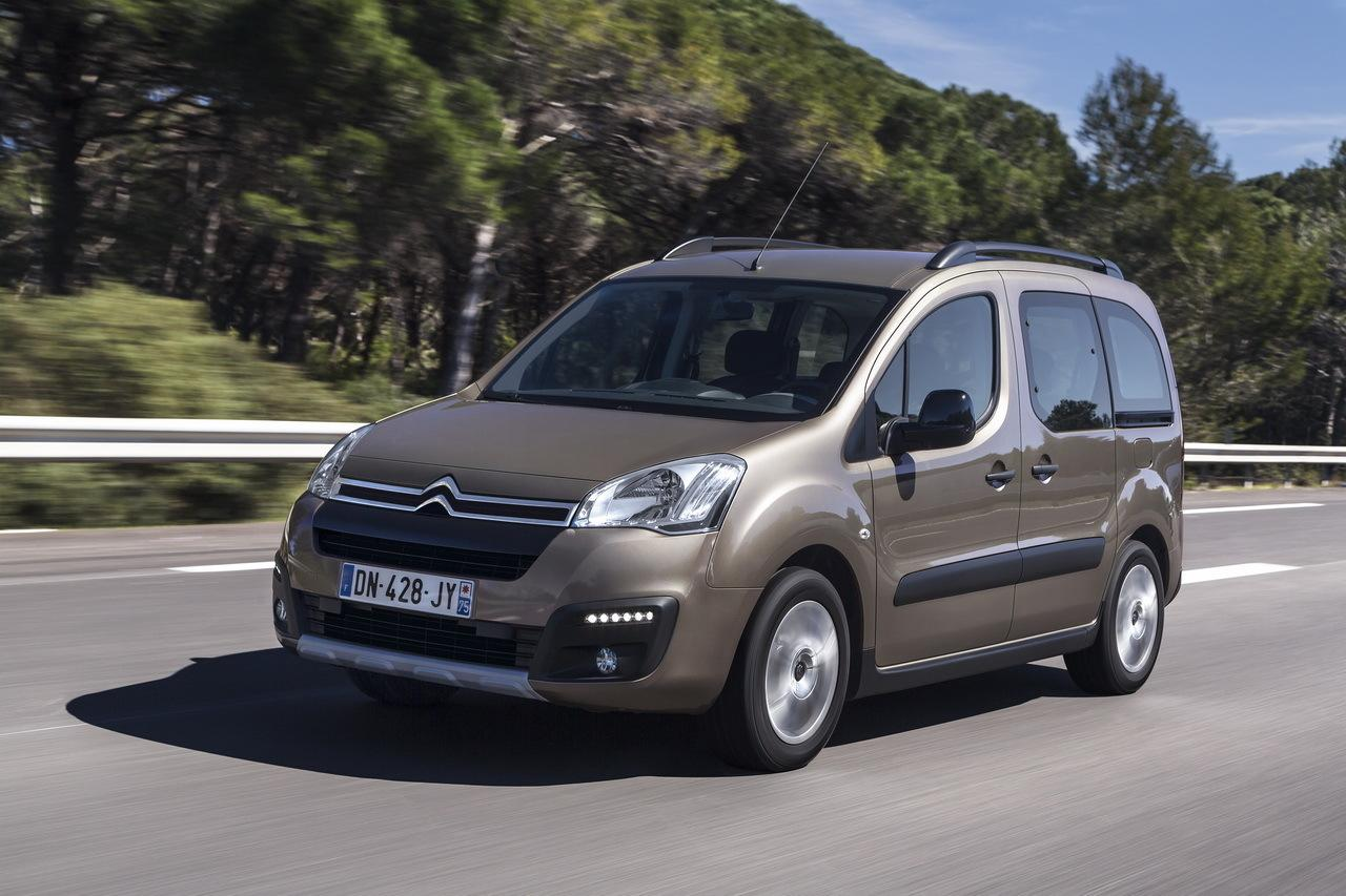 Berlingo Multispace XTR 2015