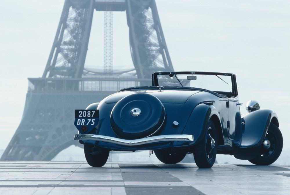 Traction Avant Cabriolet