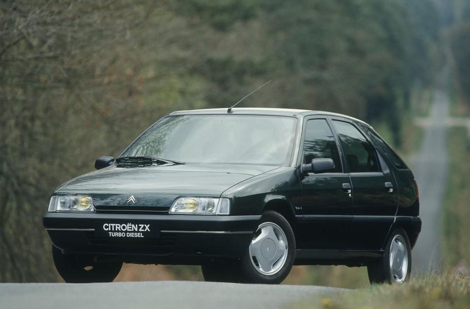 ZX Berline Aura Turbo D 1992